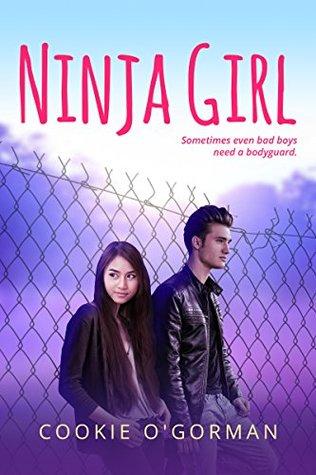 Ninja Girl By Cookie Orgorman